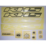 KHS Frame Decal Set