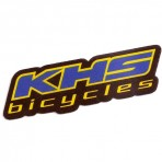 KHS Iron-On Logo Patch