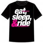 Eat Sleep Ride KHS Tee